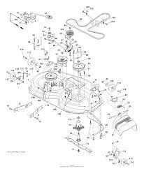 John Deere Deck Parts Diagram