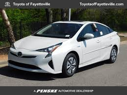 2018 New Toyota Prius Four at Fayetteville Autopark, IID 17528481