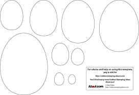 Small Picture Early Play Templates Simple Easter Egg Templates Coloring Pages