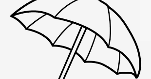 Small Picture Free Printable Umbrella Coloring Pages