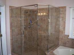 Popular Corner Shower Stall — The Homy Design