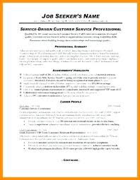Example Of Resume Summary Awesome Professional Summary For Resume 44 Professional Summary Examples For