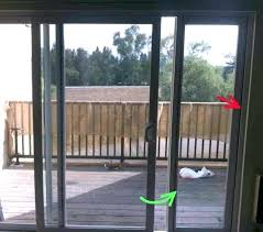 replace sliding glass door cost medium size of convert sliding glass door to single door can