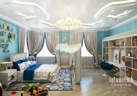 Children S Interior Design Childrens Room Interior Design In Neoclassical Style