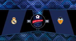 نتيجة مباراة ريال مدريد وفالنسيا اليوم 19/09/2021 لعبة الدوري الاسباني