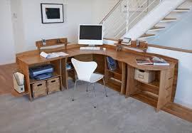 Beautiful pallet Computer Corner Desk: