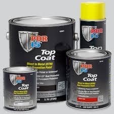 Por 15 Top Coat Dtm Paint Direct To Metal