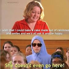 Mean Girls Quotes Adorable Mean Girls Still Hilarious Ten Years Later Funnies Pinterest