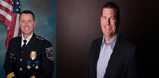 Mayor Elect Chris Brown Explains Why Morris Police Chief John ...