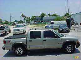 2003 Light Pewter Metallic Chevrolet S10 LS ZR5 Crew Cab 4x4 ...