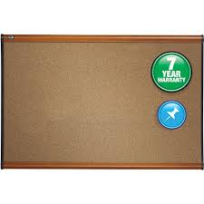 Be The Light Bulletin Board Qrtb244lc Quartet Prestige Colored Cork Bulletin