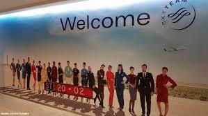 Aeroflot Award Chart Reader Email Skyteam Elite Plus Lounge Access On Domestic