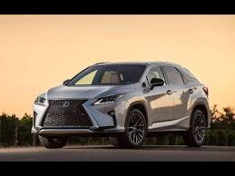 2018 lexus f. plain 2018 2018 lexus rx f sport review and test drive in lexus f