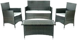 patio small space patio furniture sets folding bistro table set outdoor creative of
