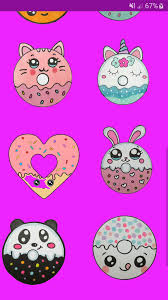 In 365 sketches i'll teach you step by step drawing lessons for kids and anyone that would like learn it. Amazon Com How To Draw Cute Donuts Squishy Easy Drawing Appstore For Android