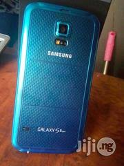 samsung galaxy s5 white used. used samsung galaxy s5 sport blue 16 gb | mobile phones for sale in lagos, white i