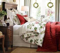 pottery barn master bedroom decor. Fine Pottery Ravishing Pottery Barn Master Bedroom Decor Sofa Picture A Green White And  Red With Christmas Themejpg Decorating Ideas
