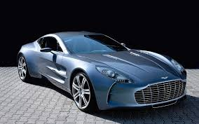 Net Cars Show Aston Martin One 77 2009 12