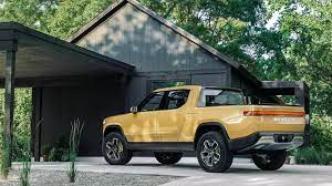 Rivian electric trucks will use cells ...
