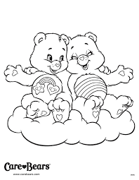 Small Picture 222 best Care Bears Coloring Pages images on Pinterest Care