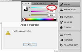 How Do I Input Color Values Into The Adobe Color Picker In