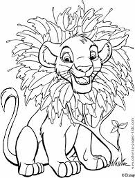 Free Printable Kids Disney Coloring Pages The Art Jinni
