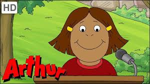 Arthur ⚽ Francine Clips ? - YouTube