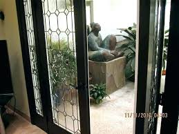 beveled glass doors outstanding ed s contemporary exterior
