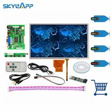 Купить Skylarpu 9''inch Complete LCD display Screen for ...