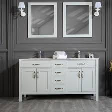 white bathroom vanities with drawers. Picture Of FAWNA 72\ White Bathroom Vanities With Drawers 2