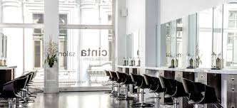 best lighting for a salon. Cinta Salon - Row Of Stations And Window Best Lighting For A