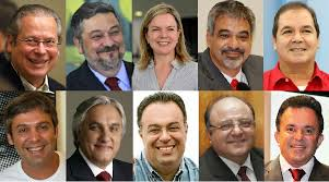 Image result for FOTOS DOS CORRUPTOS DO PETROLAO
