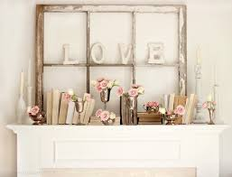 Have a Change of Heart-h: 7 Pretty Ways to Decorate Your Mantle for