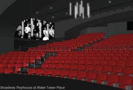Water Tower Theater Seating Chart Sutton Foster Chicago Theater Beat