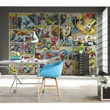 Marvel Comic Bedroom