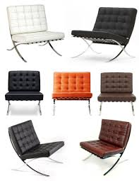 Barcelona Chair Style Iconic Modern Style The Barcelona Chair House Appeal