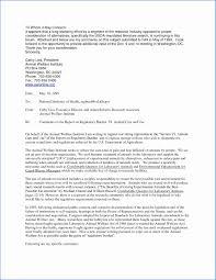 Executive Director Cover Letter Elegant Customer Service