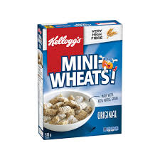 mini wheats original frosted cereal