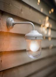 garden shed lighting. clay barn light is a stylish, durable outdoor garden wall light, ideal for porch, garage or shed. shed lighting