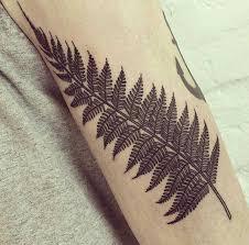 Fern Tetování Na Ruce Hodnota