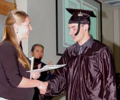 students get nd chance and a diploma through ombudsman rebound  ombudsman rebound graduation getting diploma