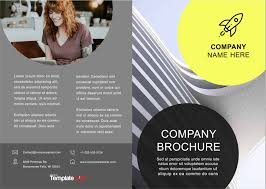 Company Brochure Example 33 Free Brochure Templates Word Pdf Template Lab