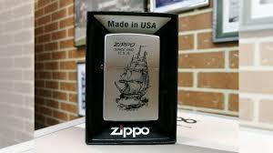 <b>Зажигалка zippo Boat</b>-<b>Zippo</b> Satin Chrome <b>205 Boat</b> купить в Уфе ...