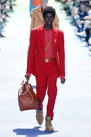 fashion france louis vuittonmodels present creations by louis vuitton during the men s spring