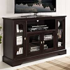 console tv stand.  Console Amazoncom WE Furniture 52 For Console Tv Stand S