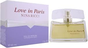 Love In Paris Perfume For Women by Nina Ricci EDP Spray 30ml: Amazon.co.uk:  Beauty