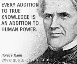 Horace Mann Quotes Cool Oped Essay Political Theory And Practice
