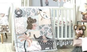 sheep baby bedding lambs crib nursery set themed room ideas