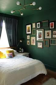 less but better green bedroom walls