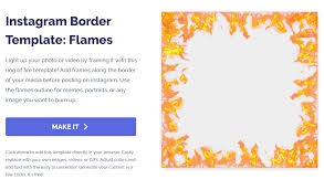 Add Frame Border To Instagram Video With Templates Kapwing Resources